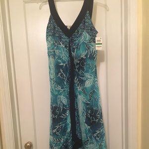 Style & Co Summer Sun Dress NWT